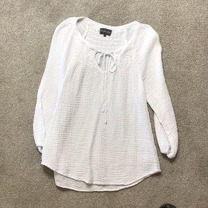 Michael Stars White Sweater